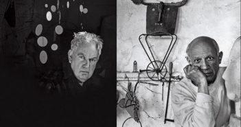 ©Calder Picasso - Musée Picasso