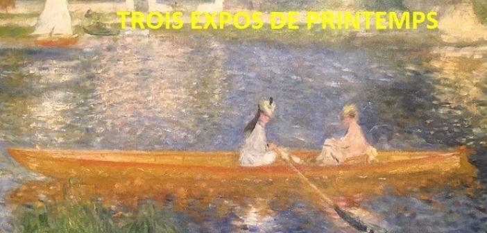 ©Trois expos de printemps - Mid&Plus