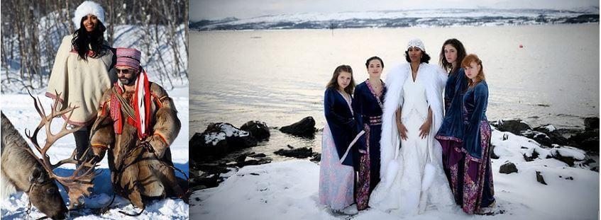 ©Mariage à Tromso - Mid&Plus
