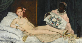 ©Musée d'Orsay - 14. Manet_Olympia