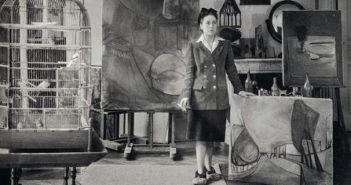 Brassaï Dora Maar dans son atelier rue de Savoie 1943 Épreuve gélatino-argentique, 30 x 23 cm Musée national Picasso © Adagp, Paris 2019 © Estate Brassaï - RMN-Grand Palais