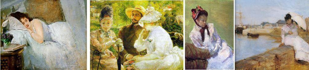Impressionnisme art féminin - Mid&Plus