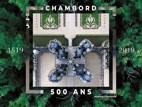 ©Domaine de Chambord 500 ans