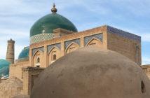Les joyaux de l'Ouzbékistan