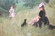 Berthe Morisot (1841-1895), l'ange de l'inachevé