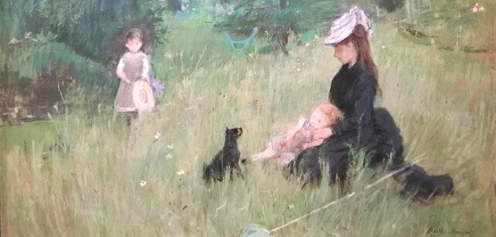 ©Expo Berthe Morisot 2019 - Musée d'Orsay