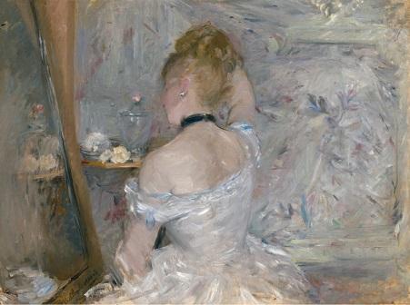 ©Femme à la toilette - Exposition Musée d'Orsay 2019