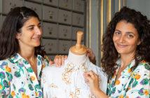 Aurélie et Julia, deux soeurs dans la soie