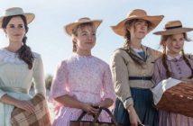 Louisa May Alcott et les quatre filles du Docteur March