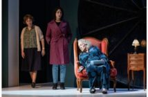 Trois femmes au théâtre