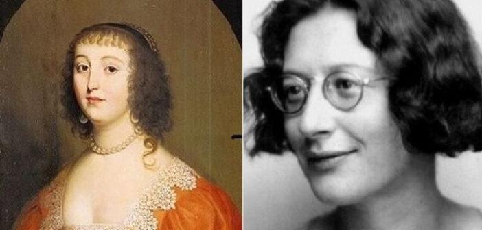 ©Elisabeth de Bohême - Simone Weil - Wikipedia