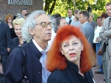 ©Wikipedia-Christo et Jeanne-Claude