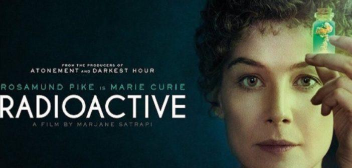 Radioactive-Marie Curie©Marjane Satrapi
