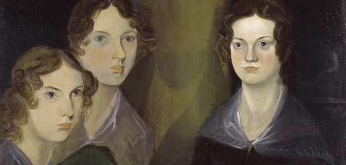 ©Wikipedia - 845px-The_Brontë_Sisters_by_Patrick_Branwell_Brontë_restored
