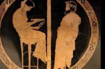 Rencontre avec la pythie de Delphes