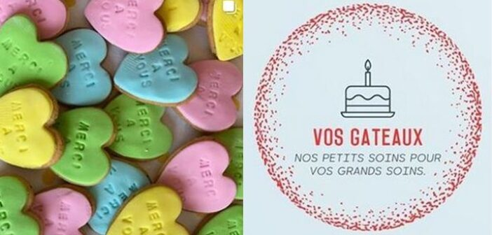 ©Instagram Vos gâteaux