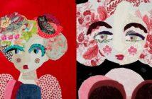 Portraits kaléidoscopes