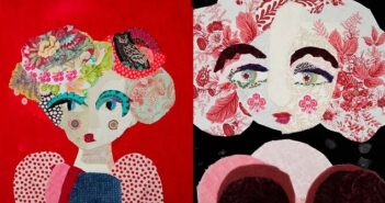 ©Katherine Roumanoff-Editions Quiltmania