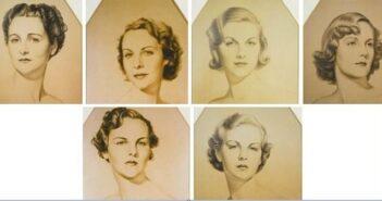 Portraits de William Acton 1937-© Mutualart- Wikipedia