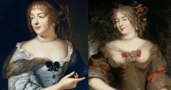 ©Wikipedia - Madame de Sévigné & Madame de Grignan
