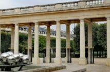 Galeries autour du Palais-Royal