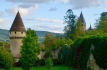 Escapade romane à Cluny