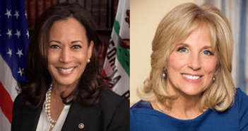©Kamala Harris & Jill Biden - Photos Wikipedia