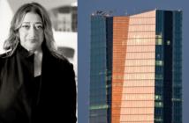 Zaha Hadid, architecte, femme & puissante
