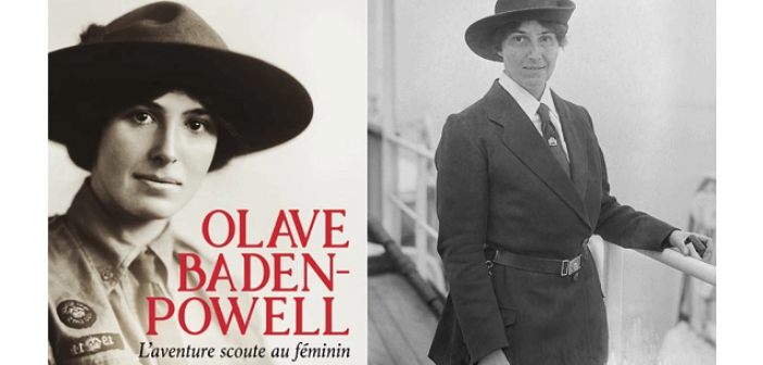©Olave Baden-Powell - Wikipedia