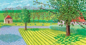 ©David Hockney - Galerie Lelong