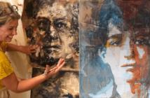 Aurélie Salvaing, histoire d'une belle reconversion artistique