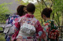 Kimono,le corps sublimé