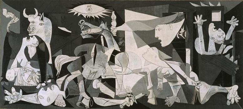 ©Guernica - Pablo Picasso