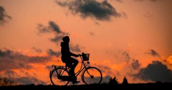 ©Pixabay silhouette-683751_1280 - Ma vie à vélo