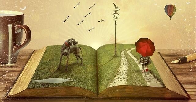 ©Pixabay book-794978_1920 - N'oubliez pas de rêver