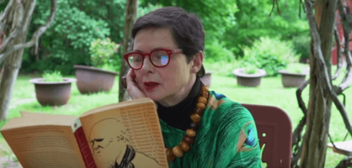 ©Isabella Rossellini - Darwin what what ? YouTube