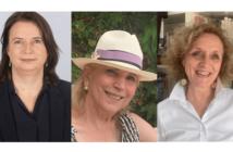 Trois femmes pour lesquelles défendre, c'est agir