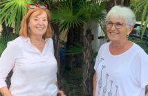 Danièle Toulemont et Mireille Duteil, agir pour AGIR